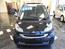 2008 smart fortwo passion Cabriolet for sale 100890044