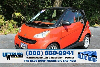 2008 smart fortwo passion Cabriolet for sale 100892765
