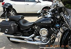 2008 yamaha V Star 1100 for sale 200490669