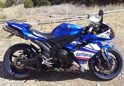2008 Yamaha Yzf R1 Motorcycles For Sale Motorcycles On Autotrader