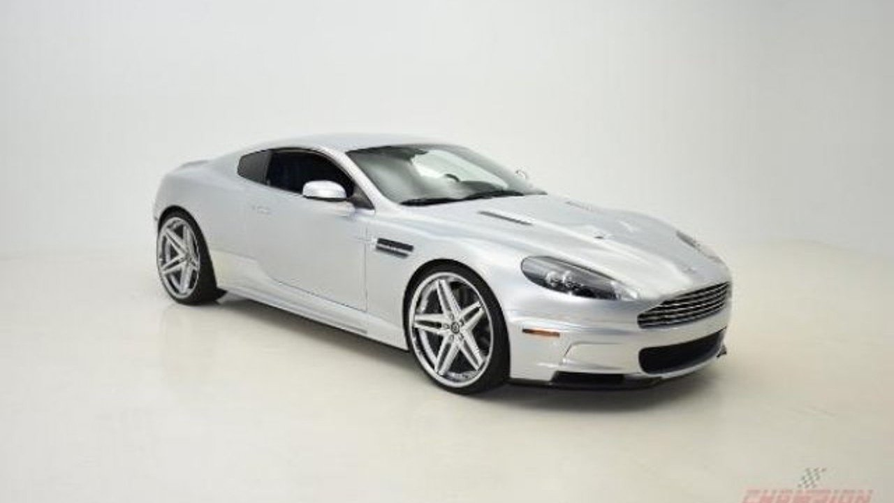 2009 Aston Martin DBS Coupe for sale 100924149