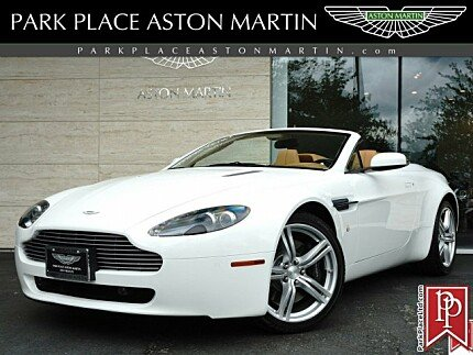 2009 Aston Martin V8 Vantage Roadster for sale 100783483