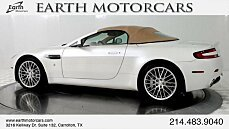 2009 Aston Martin V8 Vantage Roadster for sale 100872319