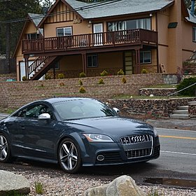 2009 Audi TTS 2.0T Coupe for sale 100772798