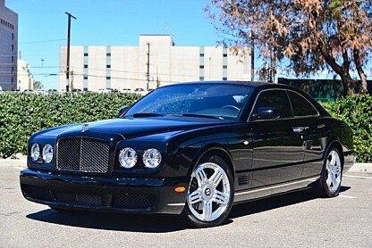2009 Bentley Brooklands for sale 100968769