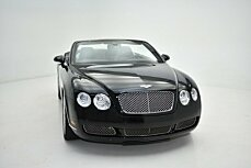 2009 Bentley Continental GTC Convertible for sale 100872323