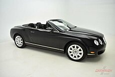 2009 Bentley Continental GTC Convertible for sale 100952426