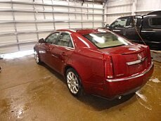 2009 Cadillac CTS for sale 100982704