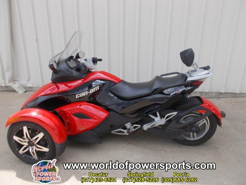 can am spyder gs motorcycles for sale motorcycles on autotrader rh motorcycles autotrader com BRP Can-Am Spyder 2009 can am spyder owners manual pdf