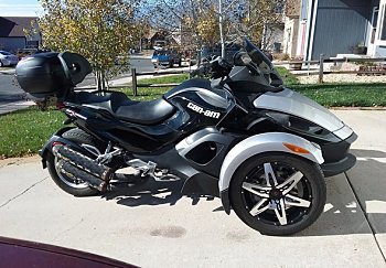 2009 Can-Am Spyder RS for sale 200509112
