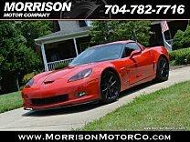 2009 Chevrolet Corvette Z06 Coupe for sale 100020865