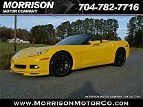 2009 Chevrolet Corvette Convertible for sale 100020897