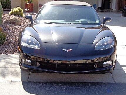 2009 Chevrolet Corvette Convertible for sale 100749253