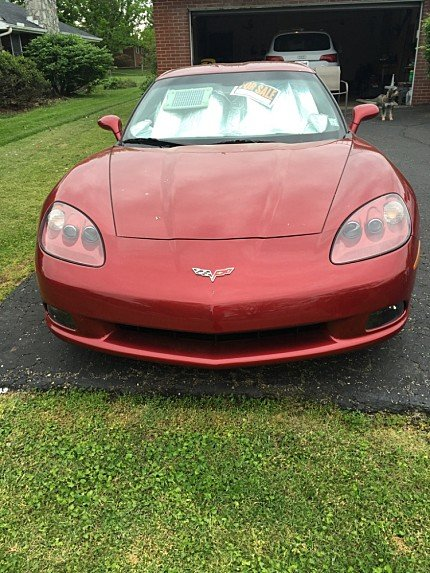 2009 Chevrolet Corvette Coupe for sale 100770556