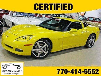 2009 Chevrolet Corvette Coupe for sale 100843211