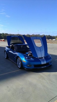 2009 Chevrolet Corvette ZR1 Coupe for sale 100779155