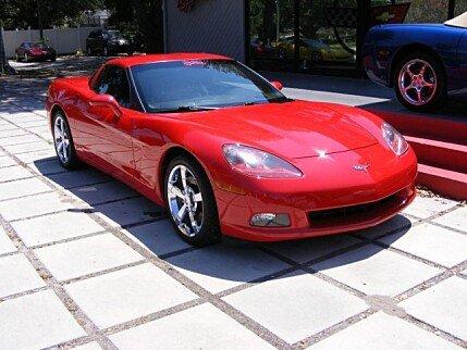 2009 Chevrolet Corvette Coupe for sale 100814811
