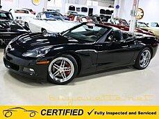 2009 Chevrolet Corvette Convertible for sale 100821615
