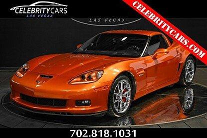 2009 Chevrolet Corvette Z06 Coupe for sale 100913914