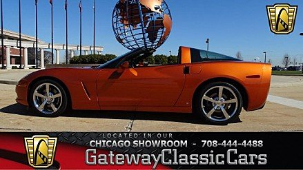 2009 Chevrolet Corvette Coupe for sale 100981119