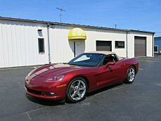2009 Chevrolet Corvette Convertible for sale 100991202