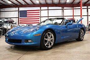 2009 Chevrolet Corvette Convertible for sale 101003088