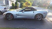 2009 Chevrolet Corvette Convertible for sale 101028016