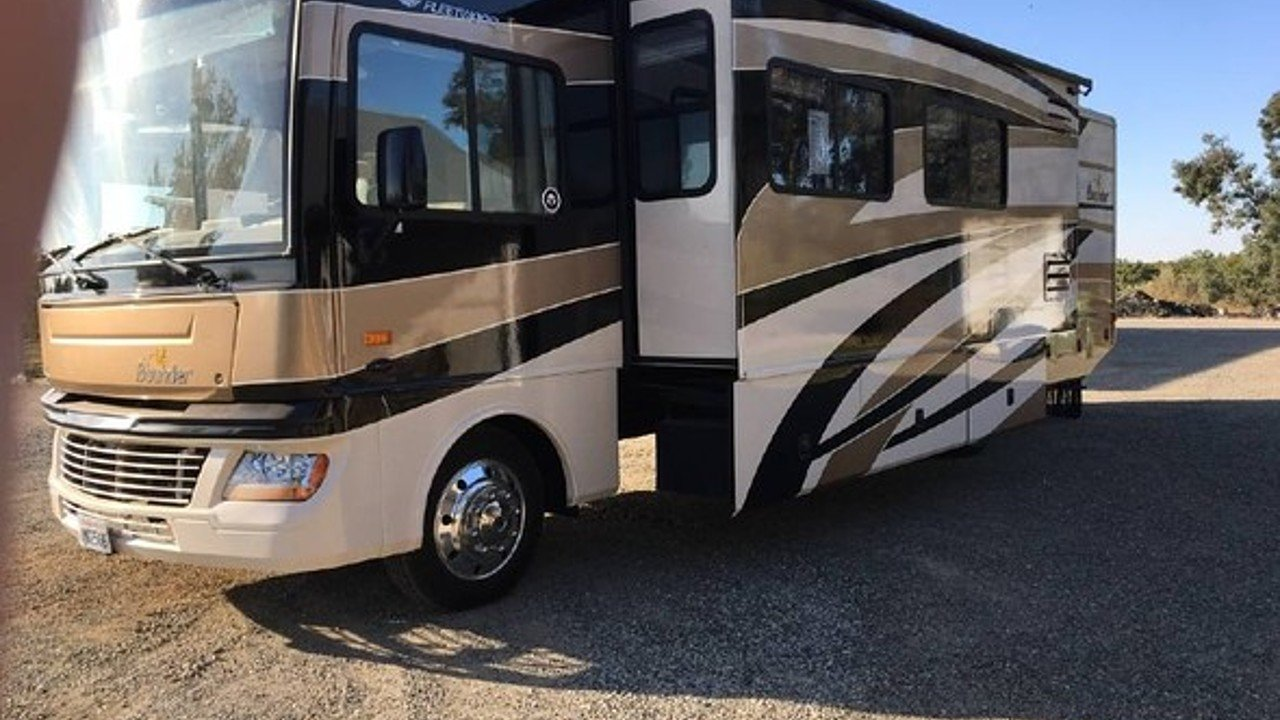 2009 Fleetwood Bounder for sale 300166872