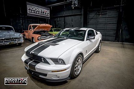 2009 Ford Mustang Shelby GT500 Coupe for sale 100910975