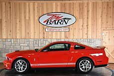 2009 Ford Mustang Shelby GT500 Coupe for sale 100996584