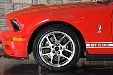 2009 Ford Mustang Shelby GT500 Coupe for sale 101038142