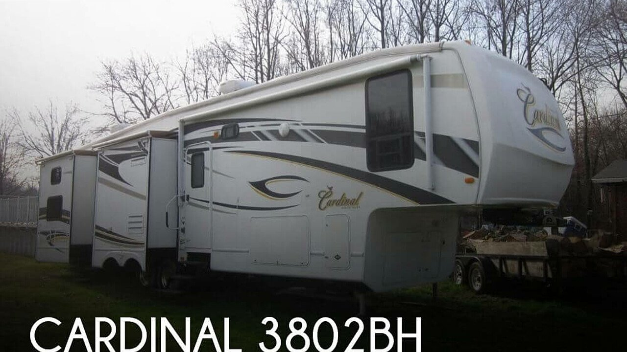 2009 Forest River Cardinal for sale 300105862