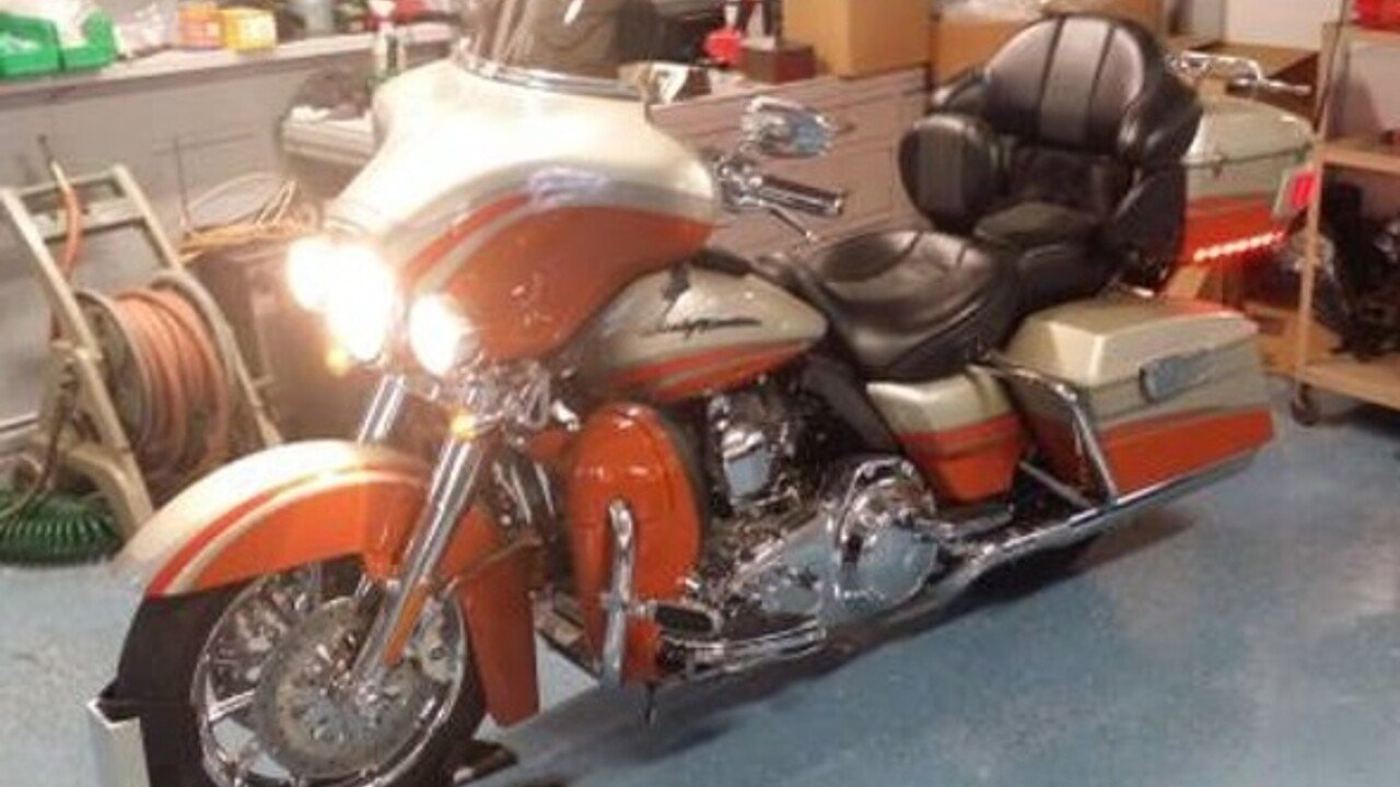2009 Harley-Davidson CVO for sale 200430691