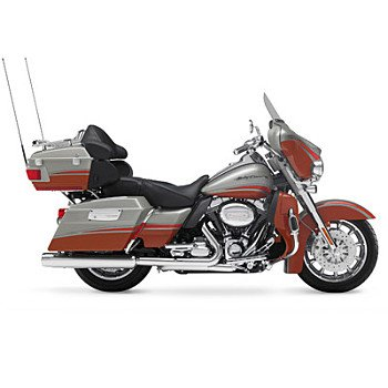 2009 Harley-Davidson CVO for sale 200624415