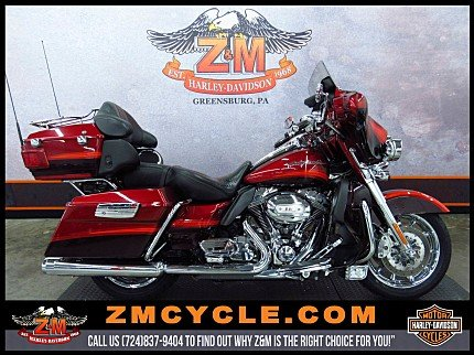 2009 Harley-Davidson CVO for sale 200484703