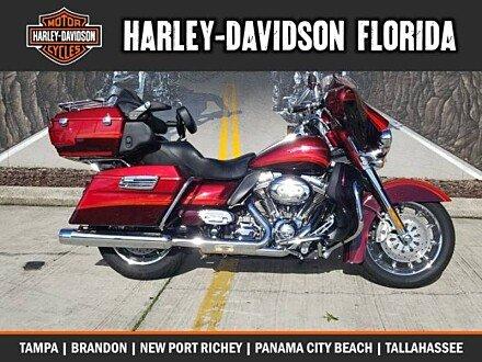 2009 Harley-Davidson CVO for sale 200620377