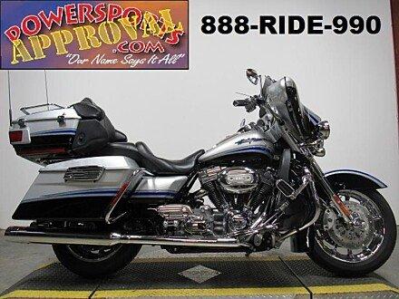 2009 Harley-Davidson CVO for sale 200642638
