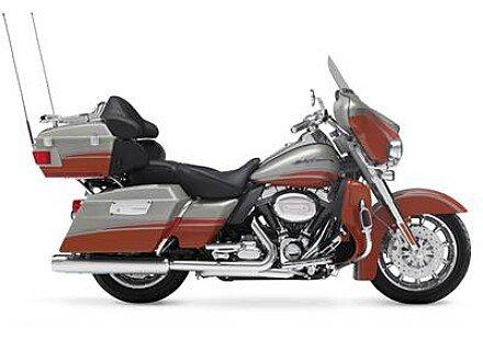 2009 Harley-Davidson CVO for sale 200642745