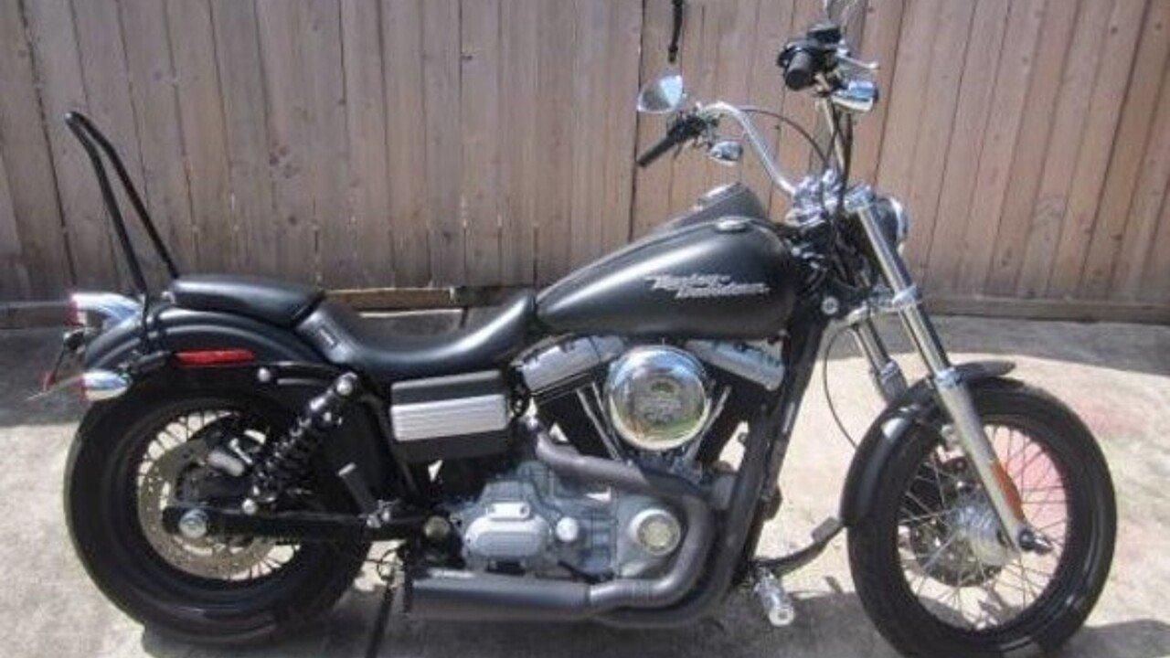 2009 Harley-Davidson Dyna for sale 200461191