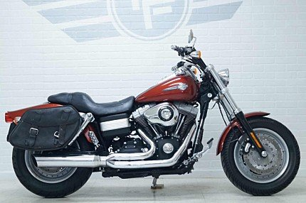2009 Harley-Davidson Dyna Fat Bob for sale 200576601