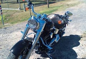 2009 Harley-Davidson Softail for sale 200388579