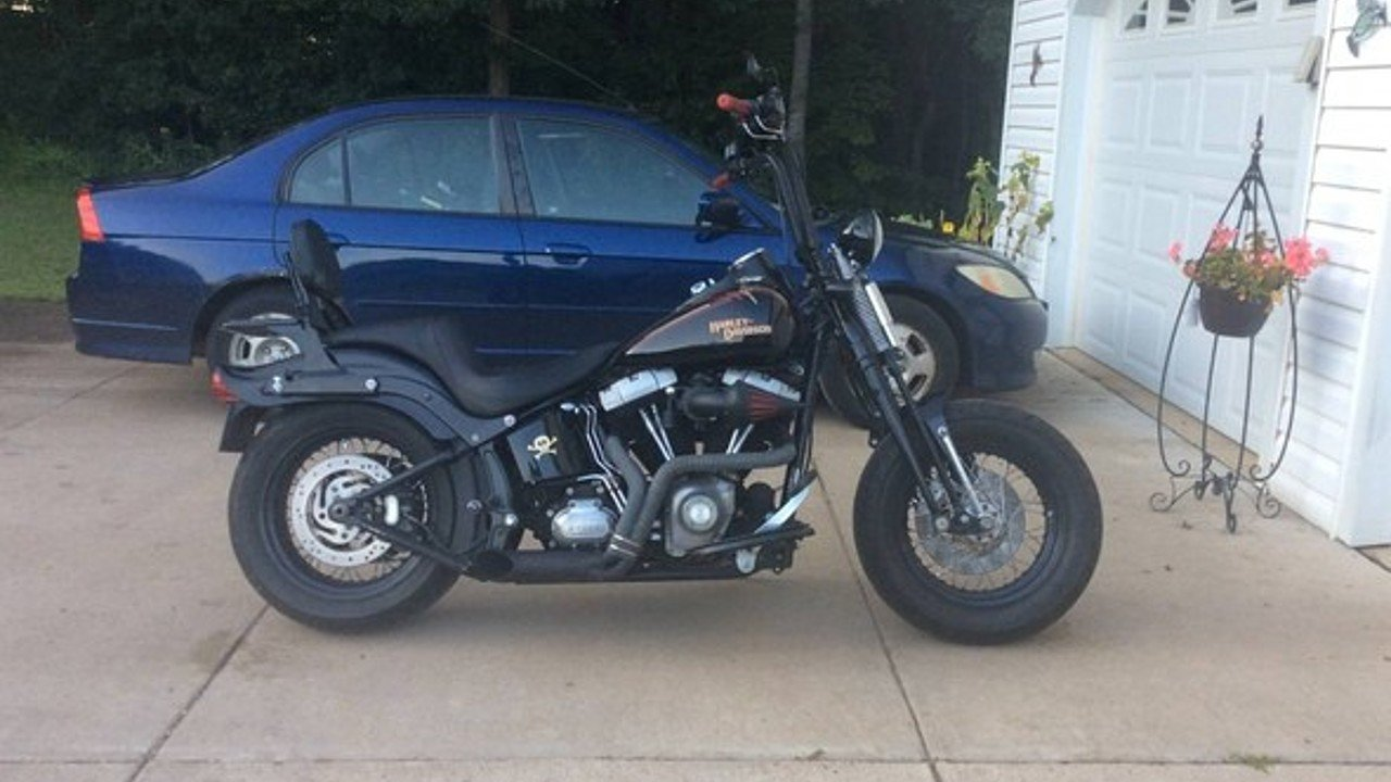 2009 Harley-Davidson Softail for sale 200490554