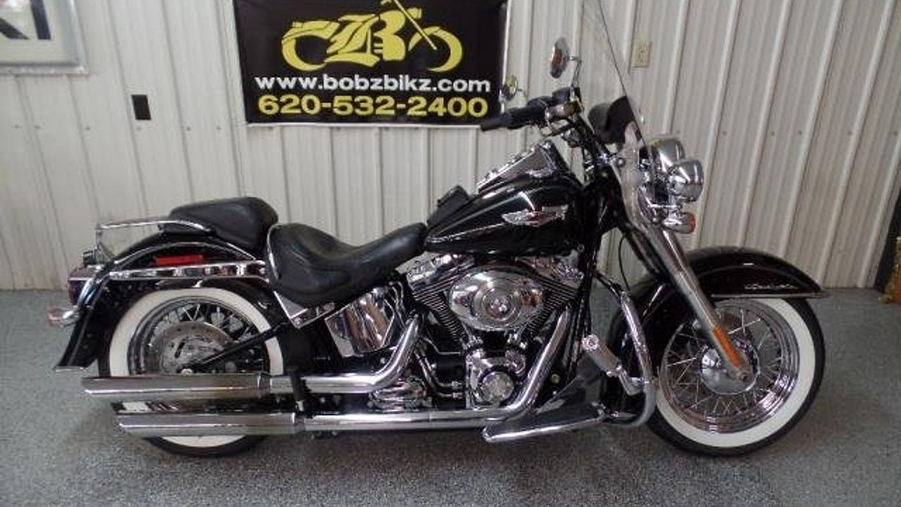 2009 Harley-Davidson Softail for sale 200517112