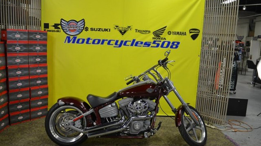 2009 Harley-Davidson Softail for sale 200621613