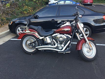 2009 Harley-Davidson Softail Fat Boy for sale 200428859