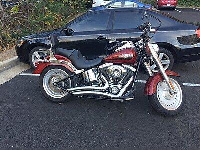2009 Harley-Davidson Softail Fat Boy for sale 200428859
