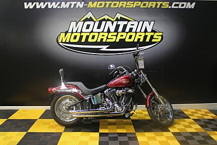 2009 Harley-Davidson Softail for sale 200573006