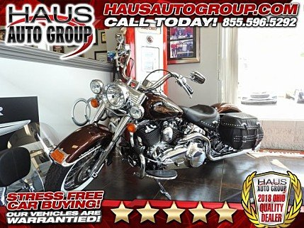 2009 Harley-Davidson Softail for sale 200586827