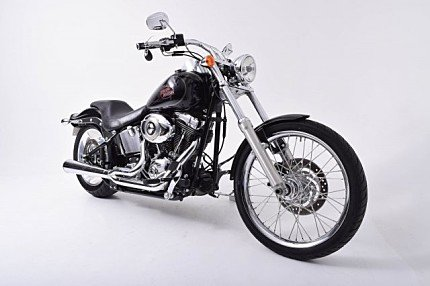 2009 Harley-Davidson Softail for sale 200615641