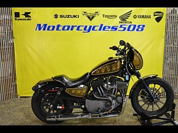2009 Harley-Davidson Sportster for sale 200357399